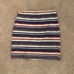 Striped Skirt from Nordstrom